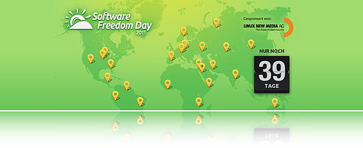 Ein unverhoffter Anruf – Software Freedom Day 2011