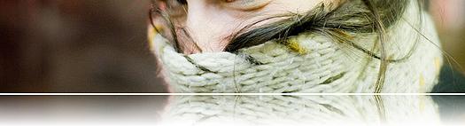 Schal binden für Profis