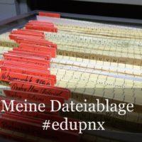 <b>Meine Datenablage</b>