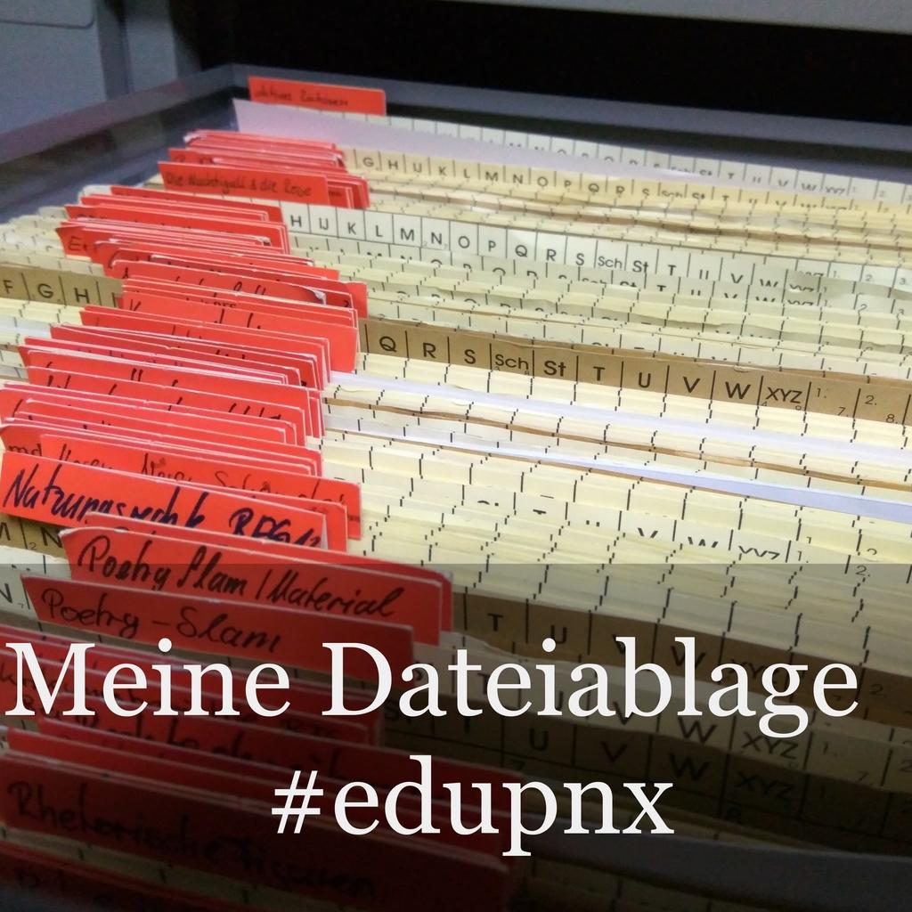 Meine Datenablage