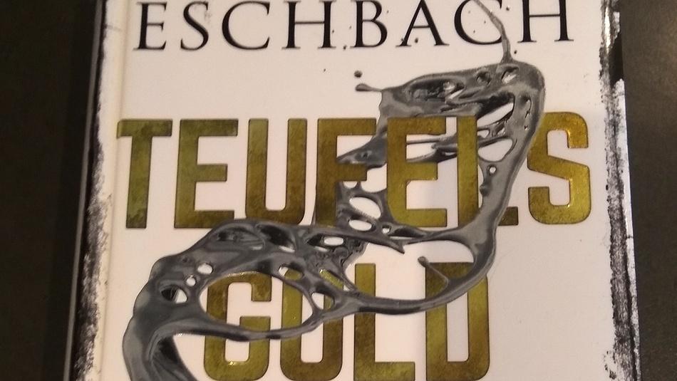 Gelesen: Teufelsgold – Andreas Eschbach